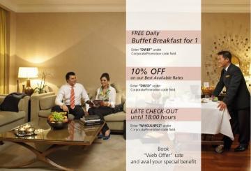 The Gulf Hotel Bahrain | Luxury 5-Star accomodation in