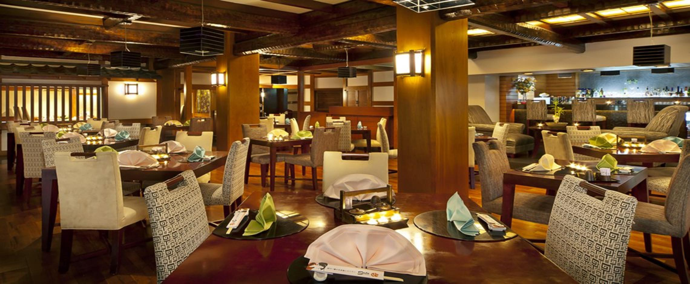 Sato luxury 5 star accomodation in bahrain the gulf for Asian cuisine catering