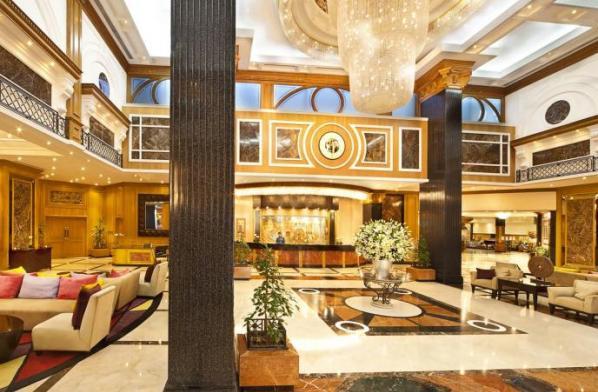 Gulf Hotel Bahrain - The Lobby