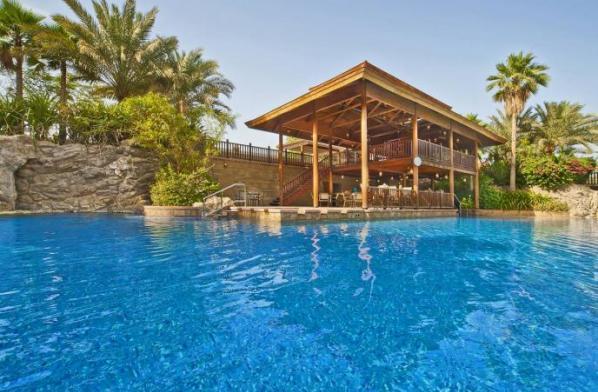 Gulf Hotel Bahrain - The Lagoon Pool