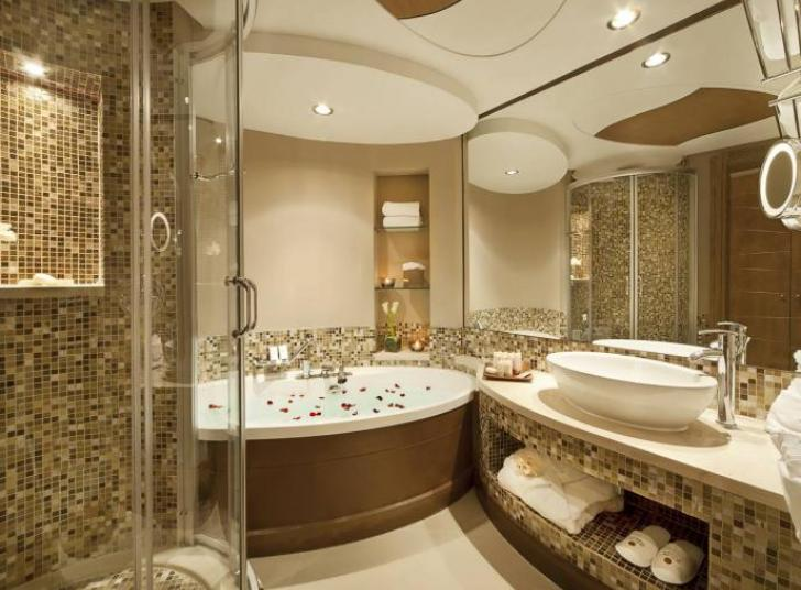 Luxury Suite - Twin Extra Bathroom